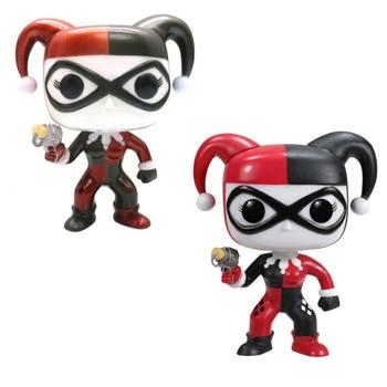 Funko POP Harley Quinn The Joker Vinyl Action Figures Collection Model Kids Toys for Children 1