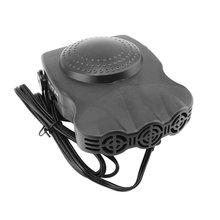 12V 150W автомобильный обогреватель Портативный 2 в 1 Отопление Вентилятор охлаждения автомобиля сушилка лобовое стекло Demister с выдвижной ручкой
