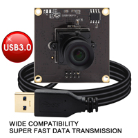 USB 3.0 Camera 2MP Sony IMX291 50fps High Speed Camera Module USB 3.0 Industrial with No distortion lens for Video conference