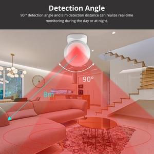 Image 5 - Zemismart Tuya Zigbee PIR אינפרא אדום PIR Motion זיהוי חכם חיישן אבטחה האלחוטית גלאי מערכת