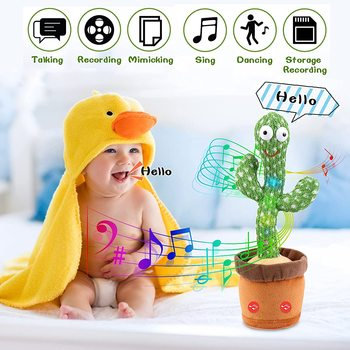 Cactus Musical Toy For Kids 1