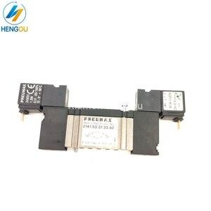 1 peça peças da máquina de impressão offset komori válvula original 2141.53.31.35.92