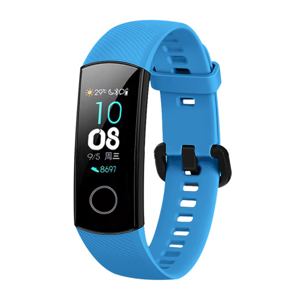 H4204b553613f4180adc7602f5c7ef2fcH Huawei Honor Band 5 Fitness Bracelet BT4.2 Sleep Real-Time Heart Rate Monitoring Waterproof Smart Watch Multiple Sports Modes