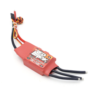 Image 2 - Red Brick 50A/70A/80A/100A/125A/200A Brushless ESC Electronic Speed Controller 5V/3A 5V/5A BEC for FPV Multicopter
