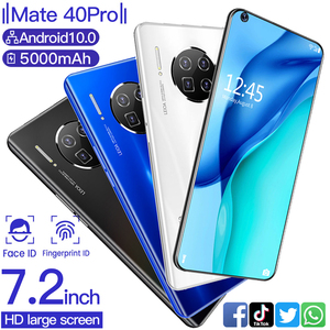 2020 New Launch Mate 40 PRO 2320x1080 10-core 8 + 256G Dual Card Dual Standby Ultrabook Mobile Phone 4G Network