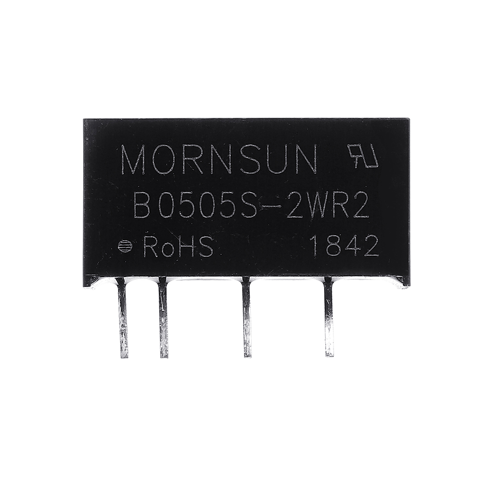 B0505S-2WR2 B0505S DC-DC DC-DC Isolated Converter Galvanic 5V To 5V Power Supply Module 4 Pins Power Module