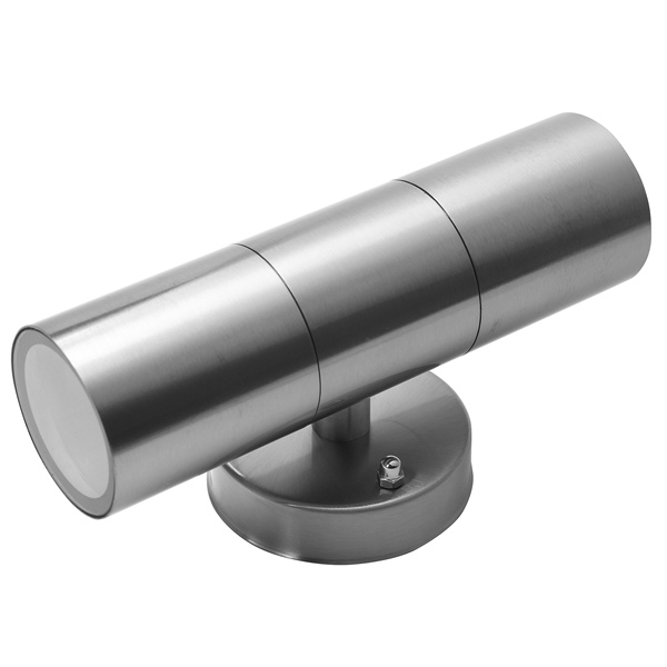 Stainless Steel Led Wall Outdoor Led Wall Lamp Up And Down Porch Lights 2 X 5W Wall Light