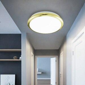 Image 4 - Zerouno Hal Gang Gangpad Trap Motion Sensor Led Plafondlamp Moderne Verlichting 18W 30W 32W Keuken Badkamer plafond Lamp