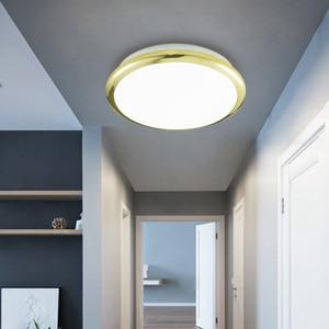Image 4 - Zerouno hallway corridor aisle stair Motion Sensor LED Ceiling Light modern Lights 18W 30W 32W kitchen bathroom Ceiling Lamp