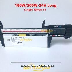 ยาว Slim Power Board 180W 200W 24V สำหรับ Spider 8 ตา LED Beam Moving Head light