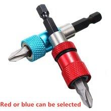 Adjustable Screw Depth Magnetic Screwdriver Bit Holder 1/4 Inch Hex Driver with PH2 Scewdriver Bit