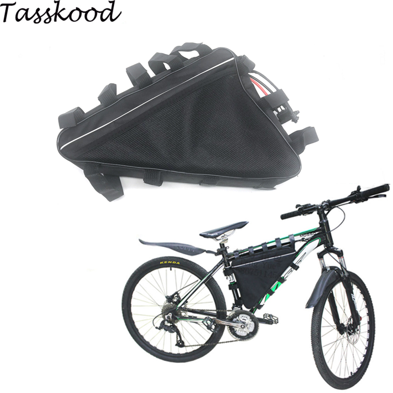 No taxes Triangle electric bike <font><b>battery</b></font> 36V 48v <font><b>52V</b></font> 60V 72V 35ah 15ah 20ah 25ah <font><b>30AH</b></font> lithium e-bike <font><b>battery</b></font> image