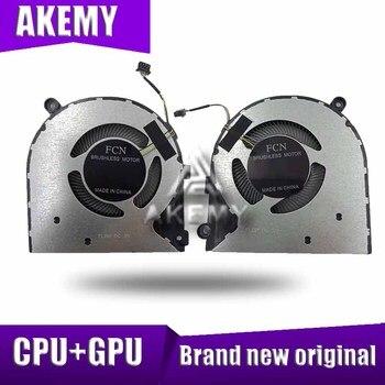 NEW original for laptop cooling cooler fan DC28000O1F0 DC28000O2F0  0194G0000181 FLBN FLBP CPU GPU fan