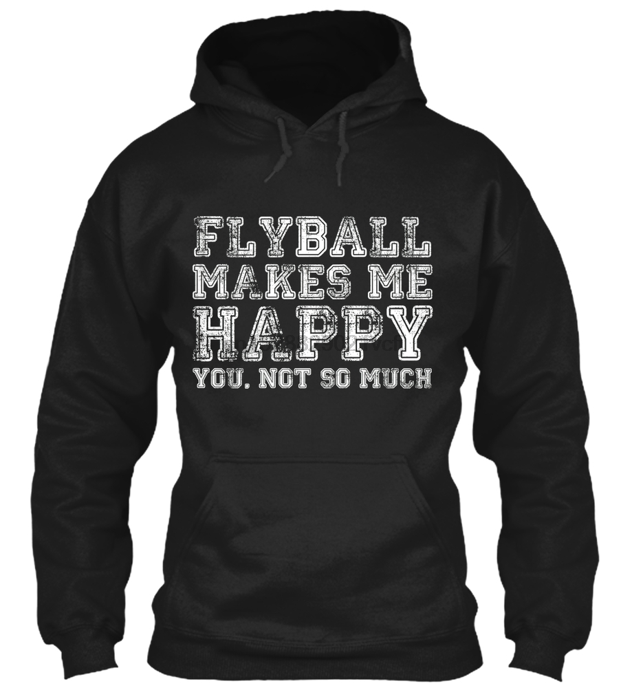 Flyball  Things Dog Handlers Say Streetwear Men Women Hoodies Sweatshirts
