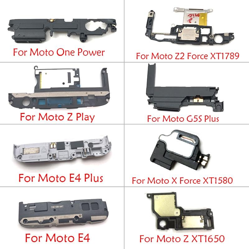 Loud Speaker Buzzer Ringer Loudspeaker Flex Cable For Moto E4 G5 Plus Z Play X Z2 Force One Power