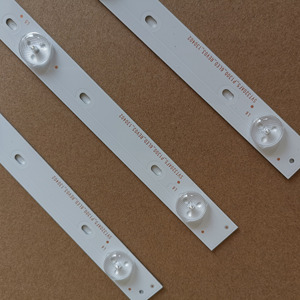 """Image 4 - 627mm 3PCS 6LEDs*3V New LED Strip For Toshiba 32"""" TV SVT320AF5 32P1300 32P1400VT 32P1400VE 32P1400d 32P2400VT"""