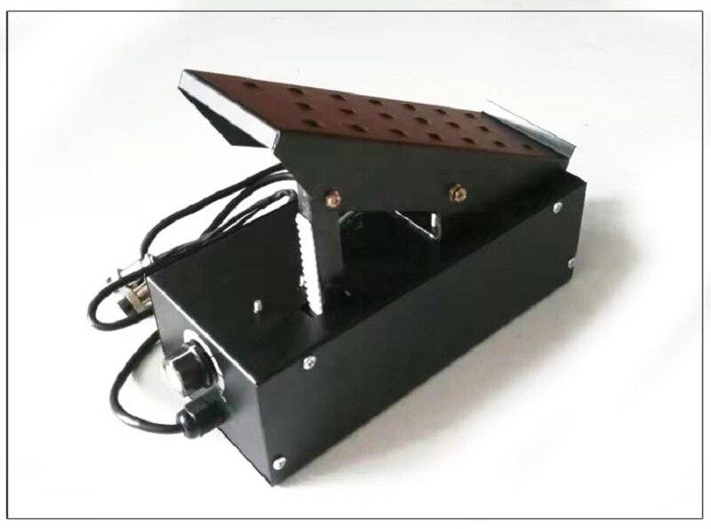 TIG сварочная педаль дистанционного управления током 2 штифта 3 штифта воздушная розетка 1,8 м провод для TIG импульса AC DC инвертор сварочный аппарат - Цвет: Черный