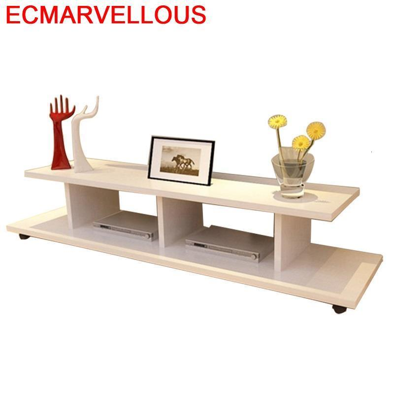 Madeira Ecran Plat Entertainment Center Led Kast Modern Mesa Retro Wooden Table Meuble Living Room Furniture Mueble Tv Cabinet