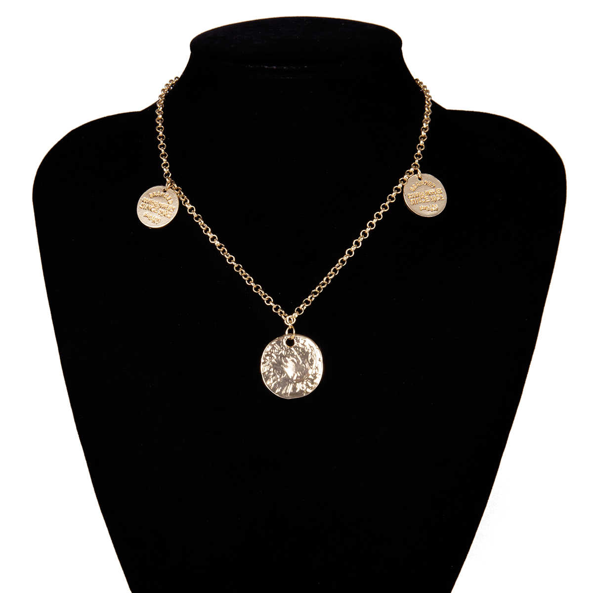 Shixin Đơn Giản Phối Dây Chuyền Nữ Vàng/Bạc Dây Chuyền Vòng Cổ Choker Hợp Thời Trang Cổ Vintage Collier Femme 2019 Quà Tặng