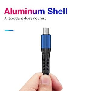 2M Micro USB Kabel Für Xiaomi Redmi 7 Telefon Kabel Für Huawei Ehre 8X Schnelle Lade Micro-USB kabel Für OPPO Datenleitung