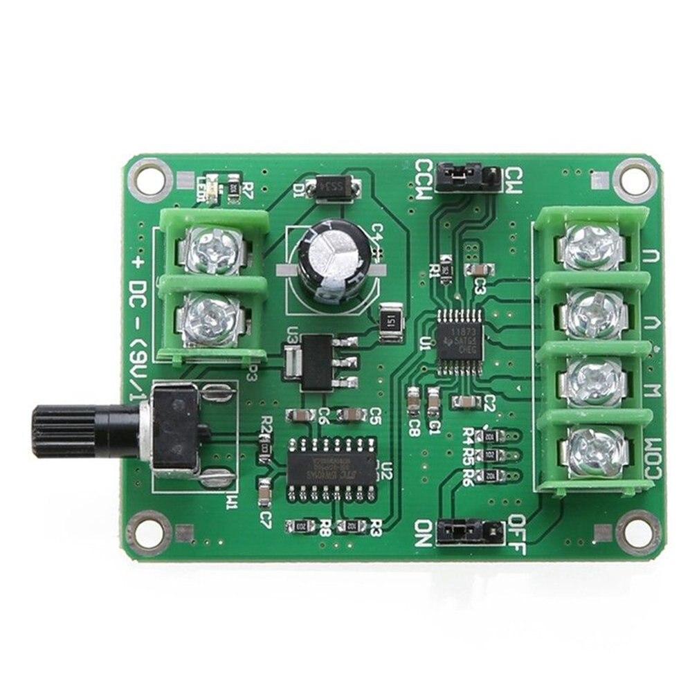 5V-12V Dc Brushless Motor Driver Board Controller For Hard Drive Motor 1.8A Max