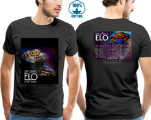 Jeff Lynne'S Elo Tour 2018 Tshirt Black Color New Design Size S 4Xl Hot Item 024192(China)