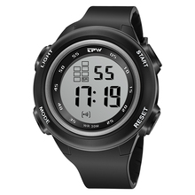 Outdoor Sport Watch Digital Watch Alarm Clock Chronograph Calander 3ATM Waterproof