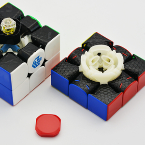 Image 5 - Gan356 RS Gan 356 Air SM v2 Master Puzzle Magnetic Magic Speed Cube 3x3x3 Professional Gans Cubo Magico Magnets