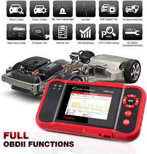 Image 4 - LAUNCH CRP123 obd2 OBDII code reader scanner Engine ABS Airbag Transmission car diagnostic tool Multilingual free update online