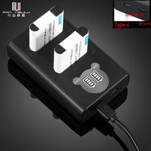 2Pcs LI-90B LI 90B LI90B LI-92B LI92B Battery + LCD USB Charger for Olympus Tough TG-1 TG-2 TG-3 TG-4 TG5 TG6 SH50 iHS SH60 XZII cheap fanxinsulv Camera LI-90B 92B Standard Battery