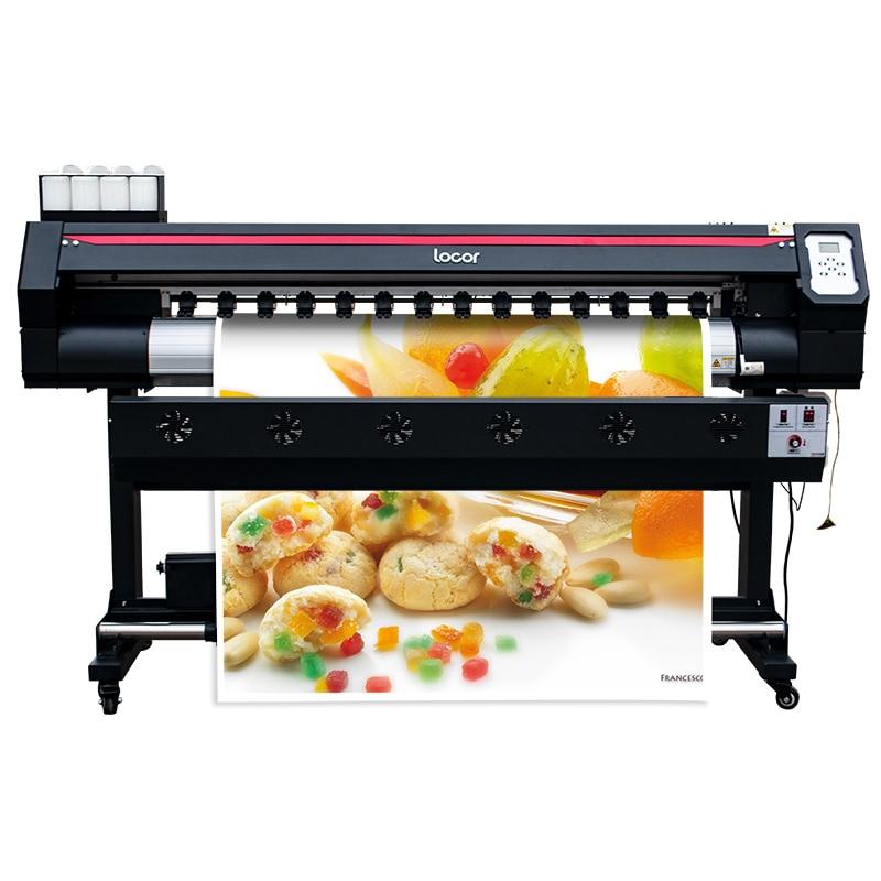 Outdoor Banner Printing Machine DX7 1600mm Roll Large Format Inkjet Printer Plotter 4720 Wide Format Printing Machine Inkjet