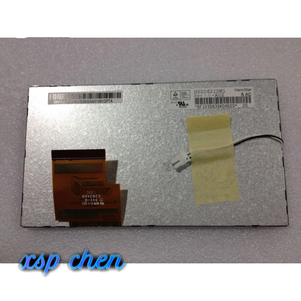 "For 9/"" HSD090IDW1-A01 CCFL TFT Repair LCD Screen Display Panel"