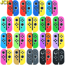 Skin-Case Switch Joycon Protective-Shell-Cover Controller NS Silicone Anti-Slip JCD