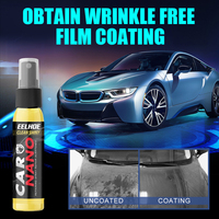 Automotive Liquid Nano-hydrophobic Spraying Wax 30ML Paint Surface Maintenance Sealing And Polishing Excellent Mirror Effect 4