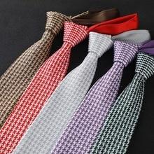 6cm knitted tie fashion simple men tie b