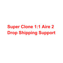 i200 Killer Super Copy Aire 2 Wireless Headphones 1:1 Replica Smart Sensor Pop up Real Power Bluetooth Headset PK i200 i9000 tws(China)