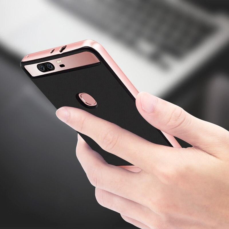 Funda para teléfono móvil 3D Kickstand para Huawei Honor V8 Funda - Accesorios y repuestos para celulares - foto 5