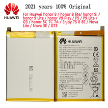 Original HB366481ECW Battery For Huawei Honor 8 FRD L19 FRD L10 FRD L09 FRD AL00 FRD L19 L10 L09 AL00 P Smart FIG LX1 FIG LA1