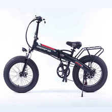E велосипед Gps- 02002ea 20 дюймов 36 В 10ah литиевая батарея электрический велосипед 350 Вт 7 скоростей Fat Tire Mou Электрический велосипед Ebike дешево