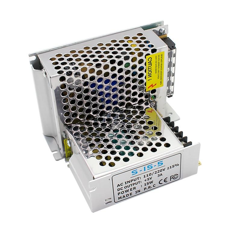 AC DC 3V 5V 9V 12V импульсный источник питания, 15V 18V 24 V 36V Fonte 500W трансформатор, адаптер питания от 220 В до 5 12 24 В 5 в 12 В 24 В SMPS