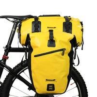 Rhinowal Volle Wasserdichte Fahrrad Gepäck Taschen Multi Reisetasche Rennrad Hinten Rack Stamm Radfahren Sattel Lagerung Pannier 20L 27L