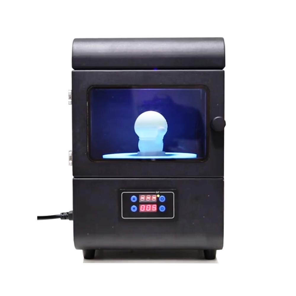 Шкаф для УФ отверждения, УФ отверждения для 3d печати, быстрого отверждения, УФ смолы, LCD, SLA DLP, 405nm, 3D принтер anycubic epax formlas и т. д.