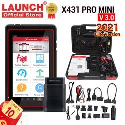 LAUNCH X431 Pro Mini V3.0 Full System Car Diagnostic tool OBD OBD2 Bluetooth/Wifi Code Reader Scanner X-431 Pros Mini  X431 V