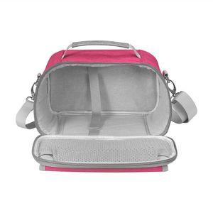 Image 3 - حقائب السفر المحمولة مع جيوب حمل حافظة صندوق تخزين Shulder حقيبة ل الكريكيت الفرح آلة الملحقات