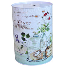 Creative Large-capacity Piggy Bank Can Not Be Withdrawn To Save Money  Home Decor Craft Jars  Safe Box Money 50CQ030