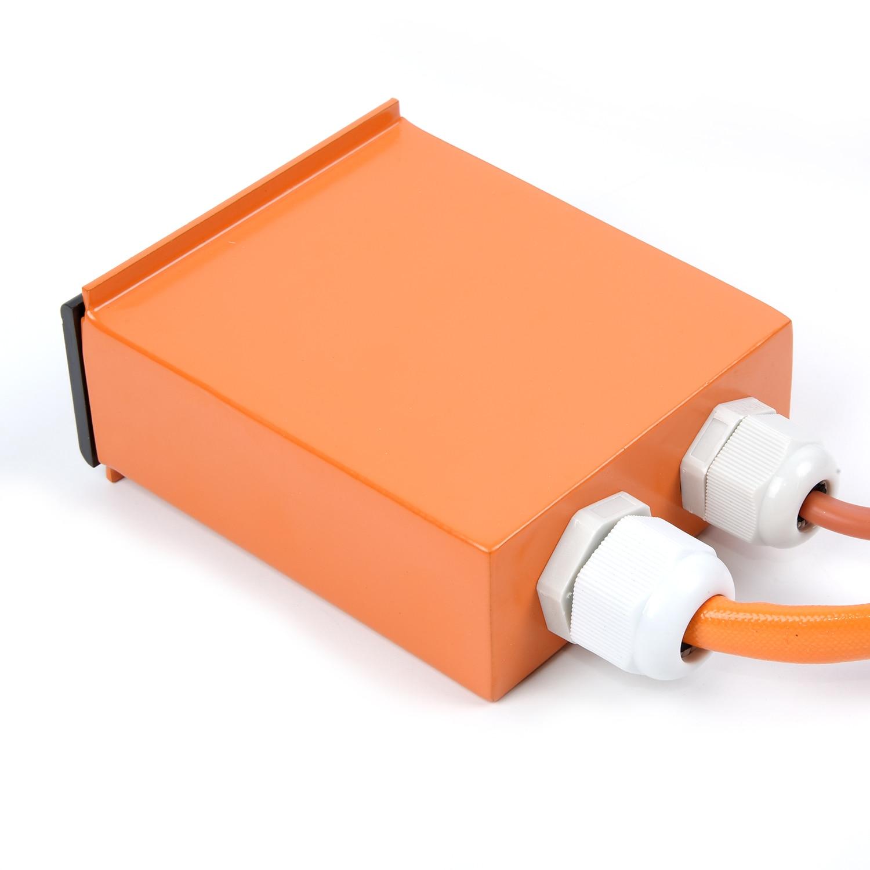 1200W 120V Guitar Side Bending Silicone Heater Blanket W/Digital Controller