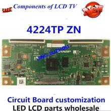 цена на LED TV T_CONOriginal sharp 40g100a logic board cpwbx runtk duntk 4224tp Zn za zk zc T_CONTCON