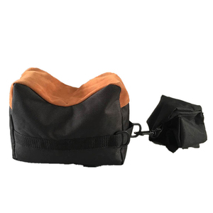 Image 4 - Set di borse per il riposo posteriore per tiro morbido portatile Set di fucili da caccia per bersaglio anteriore e posteriore allaperto accessori per la caccia con supporto non riempito