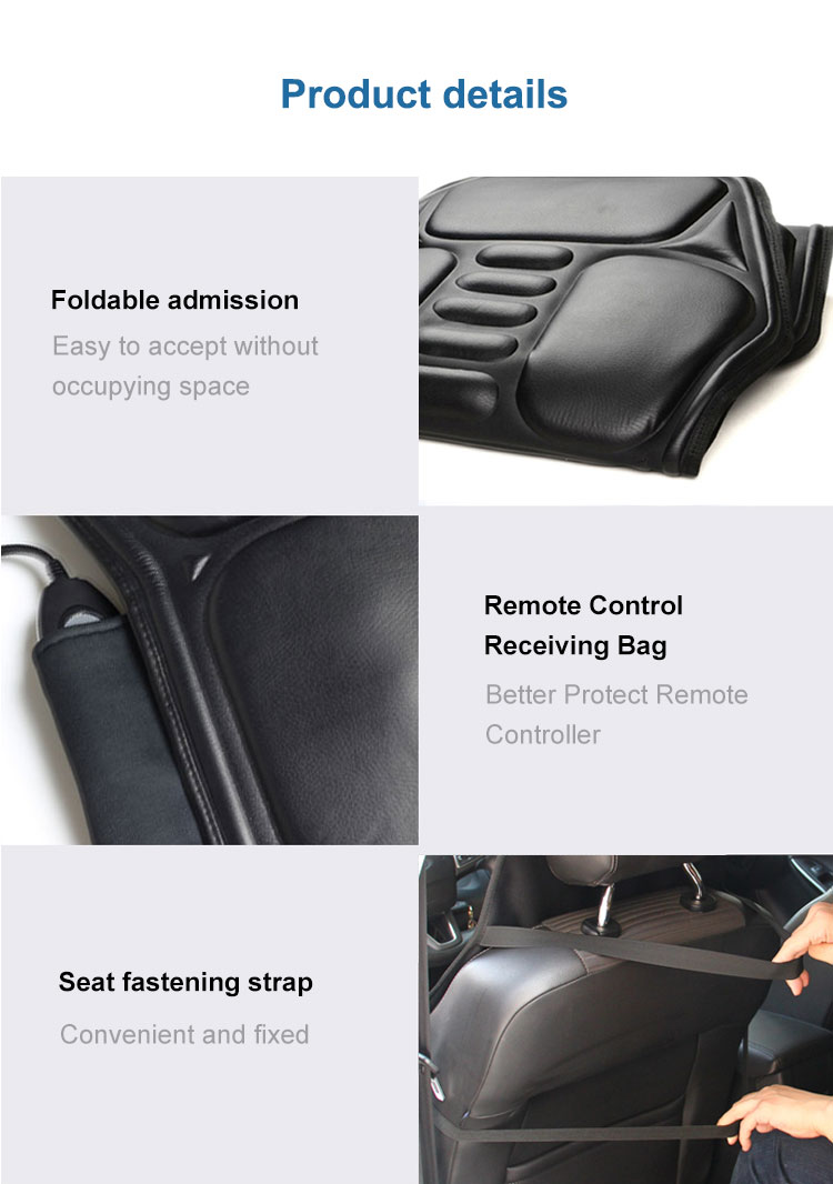 Horizon Care Massage Cushion Heat Pad