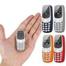 GSM Sim BM10 Mini Flip Mobile Phone 0.66
